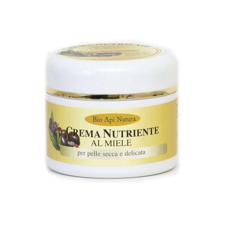 Crema viso al miele Burro di Karitè 50 ml
