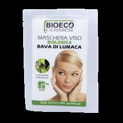 Maschera viso biologica Bava di Lumaca 20 ml